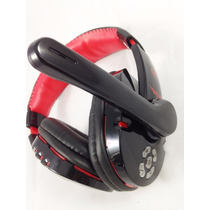 Fone Ouvido Headset Gamer Pc Note Ps3 Q8 Sem Fio