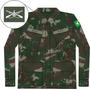 Eb3011n Uniforme Exército: Blusa Combate Camuflada Mod. Novo