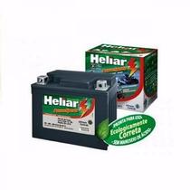 Bateria Heliar Htz5l Nxr125 Bros Ks 2003 À 2005 Marcio Motos