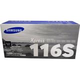 Toner Samsung Original 116s Mlt-d116s 1200 Paginas Blacknoir