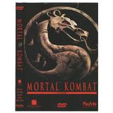 Dvd Mortal Kombat O Filme /original/rariss/dubl/usado