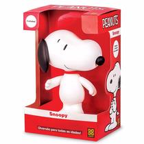 Boneco Da Grow Peanuts Charlie Brown Cachorro Snoopy 15 Cm
