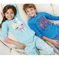Patrones Pijama De Niña Y Niño Colección 2017