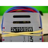 Reator Eletronico Lampada Fluorescente Ho 2x110wx220volt Ecp