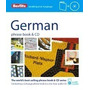 Libro Berlitz German Phrase Book And Cd, Berlitz Publis *r1