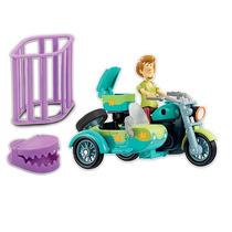 Scooby-doo Vehículos Y Altura - Scooby Bike & Sidecar