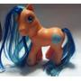 My Little Pony 2006 12cm Hasbro Con Iman En La Patita