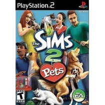 The Sims 2 Pets Ps2 Patch + 2 De Brinde