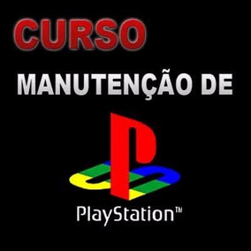 Playstation 1 2 One Curso Manutenção Aprenda Consertar Ps