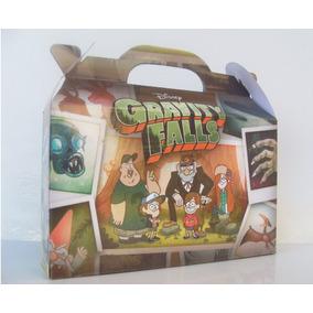 Gravity Falls - Cajita- Valijita Golosinera (pack X50)