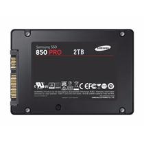 Ssd Samsung 850 Pro 2tb Sata3 3-d Vertical - Mz-7ke2t0bw