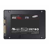 Ssd Samsung 850 Pro 2tb Sata3 3-d Vertical - Garantia 3 Anos