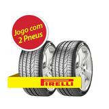 Kit Pneu Aro 20 Pirelli 245/40r20 Pzero Xl 99y 2 Unidades
