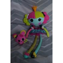 Lala Loopsy Princess Saffron Disney Cabbge Geli Poney