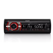 Auto Estereo Mp3 Phillips Bluetooth Sd Usb 22wx4 Rms