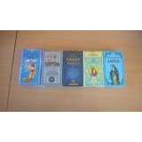 Cartas Tarot-pack X 4 A Eleccion-mars/rider/egip/angeles