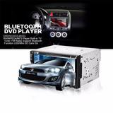 Auto Radio Multimedia, Tactil, Dvd, Tv, Bluethoo. 240w
