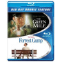 Blu-ray The Green Mile / Milagros Inesperados + Forrest Gump