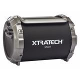 Parlante Portable Xtratech Sp401 Negro Bluetooth Usb-fm-mic