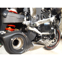Ponteira Escapamento No Muffler Triumph Speed Triple