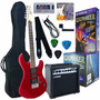 Guitarra Electrica Pack Yamaha Erg121 Red
