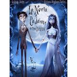 Dvd El Cadáver De La Novia / Tim Burton
