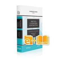 Práctica Y Estrategia - Contratos Notariales (ebook+ Papel)