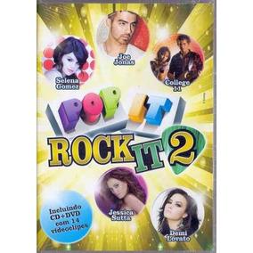 Dvd - Pop It - Rock It 2 - Novo Lacrado.