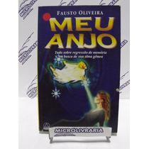 Livro - Meu Anjo - Fausto Oliveira