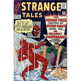 Strange Tales #115 Dez De 1963 (importado) 7.0 Dr. Strange