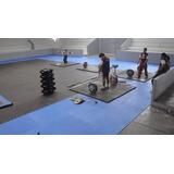 Piso Caucho: Crossfit-maquina Ejercicios-canchas-piscina