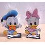 Pato Donald Y Daisy Bebe /10 Unidades