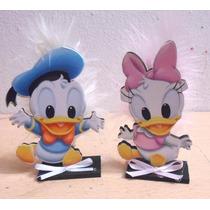 Pato Donald Y Daisy Bebe