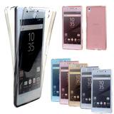 Funda Tpu 360 Sony Xperia Z3 Z5 M5 Proteccion Total Envio