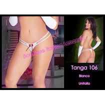 Set De 6 ¡¡¡ Sexy Y Atrevida Micro Tanga De Mariposa Vmj