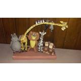 Adorno Para Torta Infantil Personajes * Madagascar * Animal