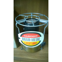 Antiguo Calentador Bram Metal Nº 3