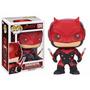 Daredevil Funko Pop #120 Marvel Netflix Traje Rojo Chacos