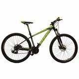 Bicicleta Hammer 27.5 Con Grupo Shimano Hidraulico 24 Vel