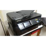 Impresora Multifuncional Tabloide Epson Wf 7610
