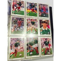 Colección Tarjetas Mundial 94 Upper Deck