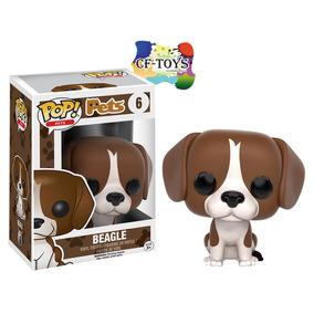 Perro Beagle Cachorro Funko Pop Pets Mascota Animal Dog Cf