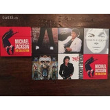 Box (promoção!) Michael Jackson - The Collection - Box 5 Cds