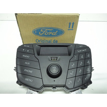 Radio Com Usb Bluetooth New Fiesta 14/ Nacional - Novo