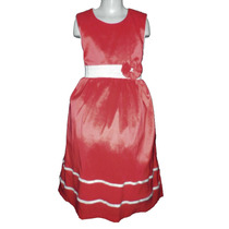 Nuevo Vestido Largo Shantu 6-7 Años Princesa Pajecita Fiesta