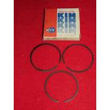 Gilera 200 Extra Juego De Aros King 65mm + 010