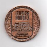 Israel Medalla Ministerio De Educacion - 1963