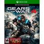 Gears Of War 4 Xbox One Nuevo Original Domicilio - Jxr