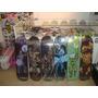 Tabla De Skate Seven Maple Con Lija Yankee Microperforada -