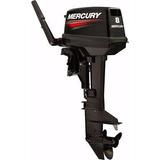 Motor De Popa Mercury 8 Hp 2 Tempos 0km